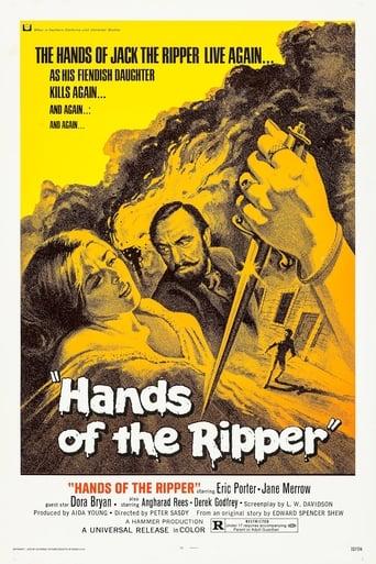 Poster of Las manos del Destripador