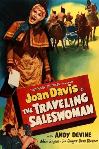 Poster of The Traveling Saleswoman