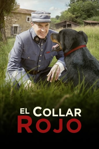 Poster of El collar rojo