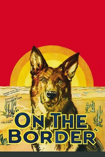 Poster of On the Border