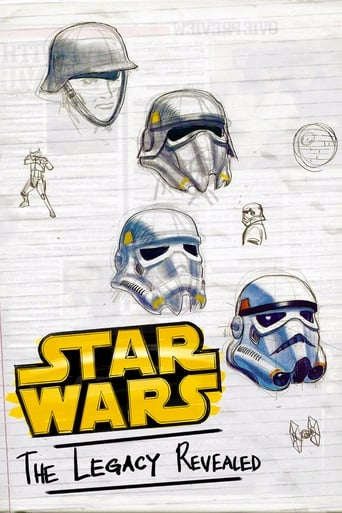 Poster of Star Wars: The Legacy Revealed