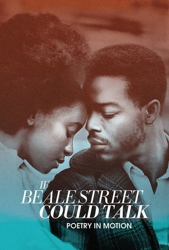 Poster of If Beale Street Could Talk: Poetry in Motion