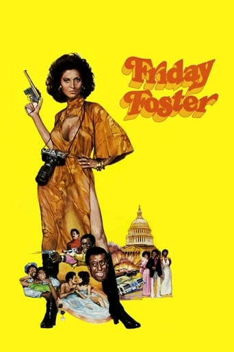 Poster of Friday Foster