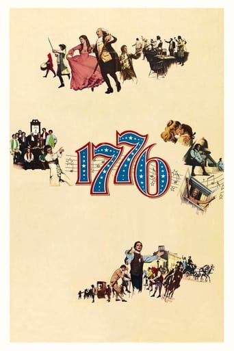 1776 (1972) - poster