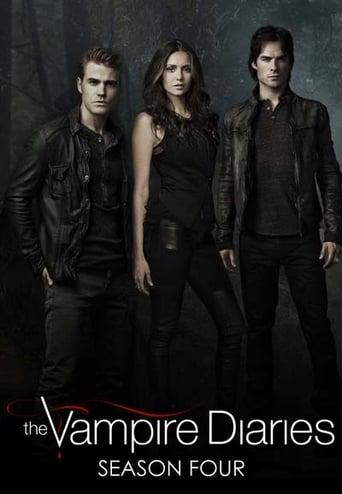 Diários de um Vampiro 4ª Temporada - Poster