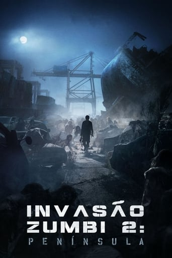 Invasão Zumbi 2: Península - Poster