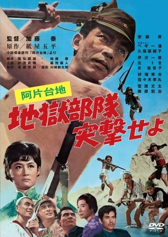 Poster of Opium Plateau: Hell Squad, Charge!