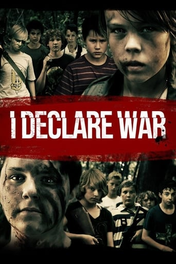 Poster of I Declare War