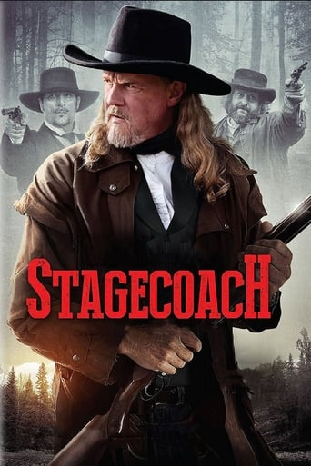 Poster of Stagecoach: The Texas Jack Story