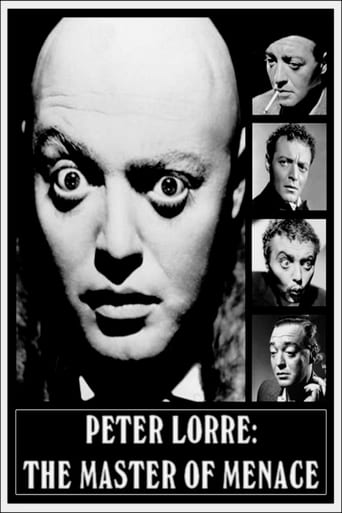 Poster of Peter Lorre: The Master of Menace