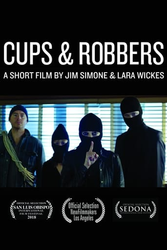 Poster of Cups & Robbers