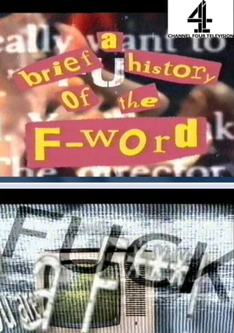 Poster of A Brief History of the F-Word
