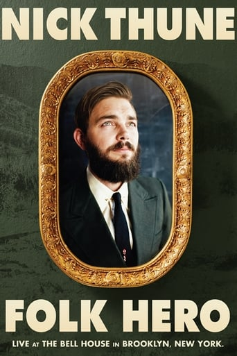Poster of Nick Thune: Folk Hero