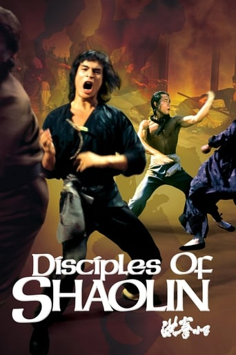 Poster of Disciples of Shaolin