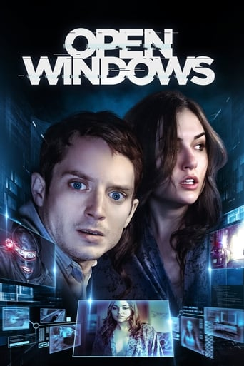 Filmplakat von Open Windows