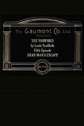 The Vampires: Dead Man's Escape