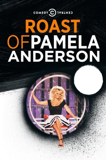 Poster of Comedy Central Roast of Pamela Anderson
