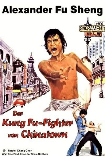 Der Kung Fu-Fighter von Chinatown