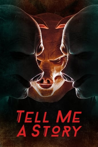 poster Tell Me A Story 1ª Temporada Torrent (2018) Dublado / Legendado WEB-DL 720p | 1080p – Download