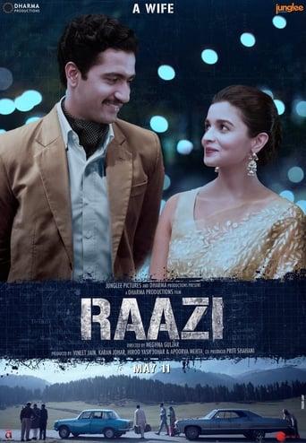 Poster of Raazi