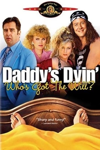 Poster of Daddy's Dyin'... Who's Got the Will?
