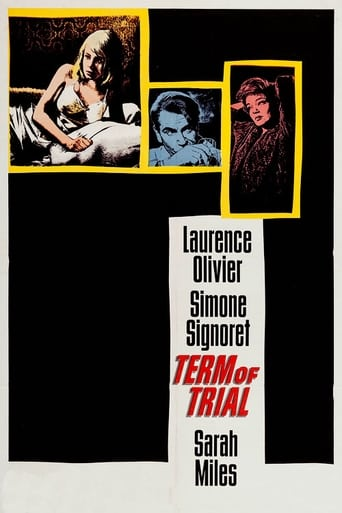 Poster of Term of Trial