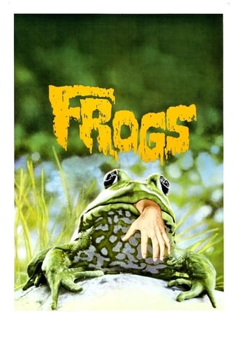 Poster of Frogs