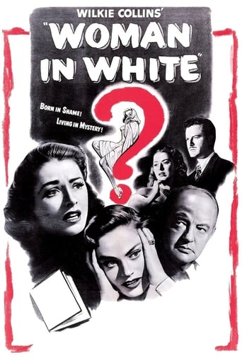 Poster of The Woman in White