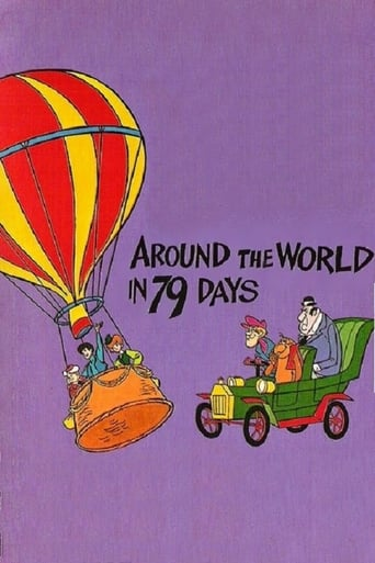 Capitulos de: Around the World in 79 Days