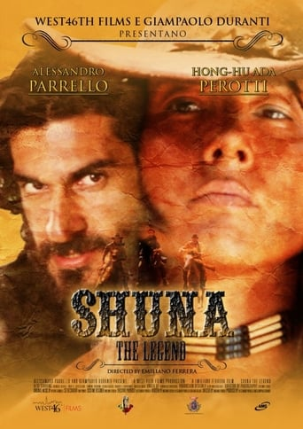 Poster of Shuna: The Legend