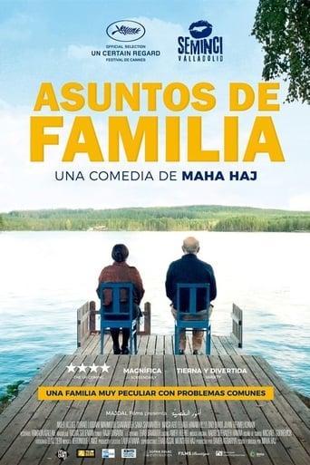 Poster of Asuntos de familia