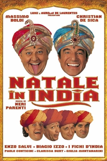 Poster of Natale in India