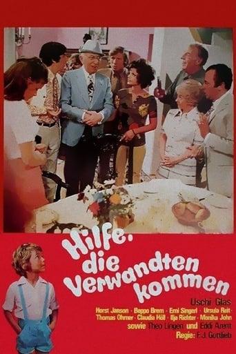 Poster of Hilfe, die Verwandten kommen