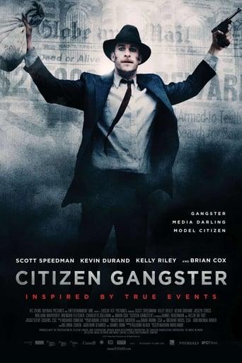 Poster of El gangster