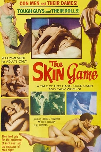 Poster of The Skin Game
