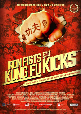 Iron Fists and Kung-Fu Kicks