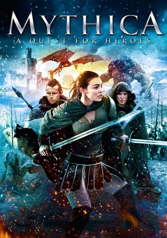 Mythica: A Quest for Heroes Poster