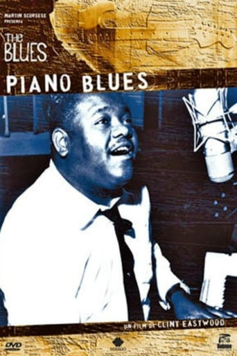 Poster of The Blues - Piano Blues