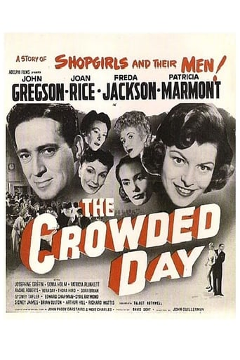 Poster of The Crowded Day