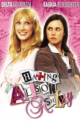 Poster of Hating Alison Ashley