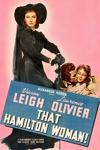 Poster of That Hamilton Woman