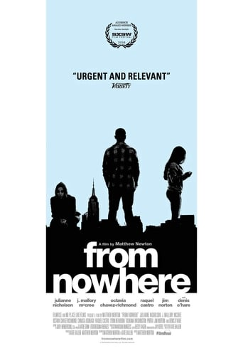 Poster of From Nowhere