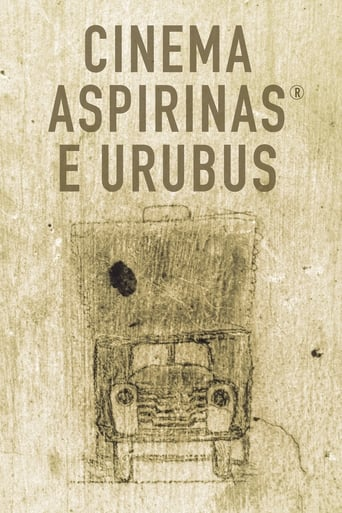 Poster of Cinema, Aspirins and Vultures