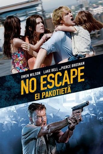 No escape - ei pakotietä