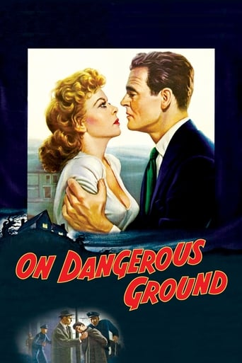 Poster of On Dangerous Ground
