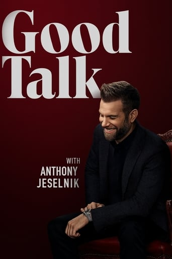 Poster of Good Talk With Anthony Jeselnik