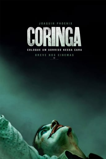 Coringa - Poster