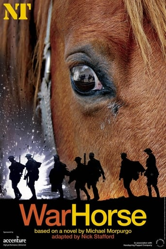 Poster of National Theatre Live: War Horse