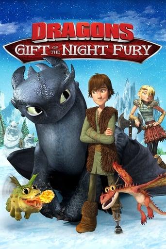 Poster of Dragones: El regalo de Furia Nocturna