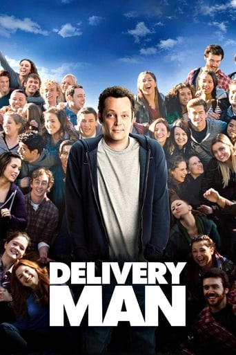 Poster of Delivery Man